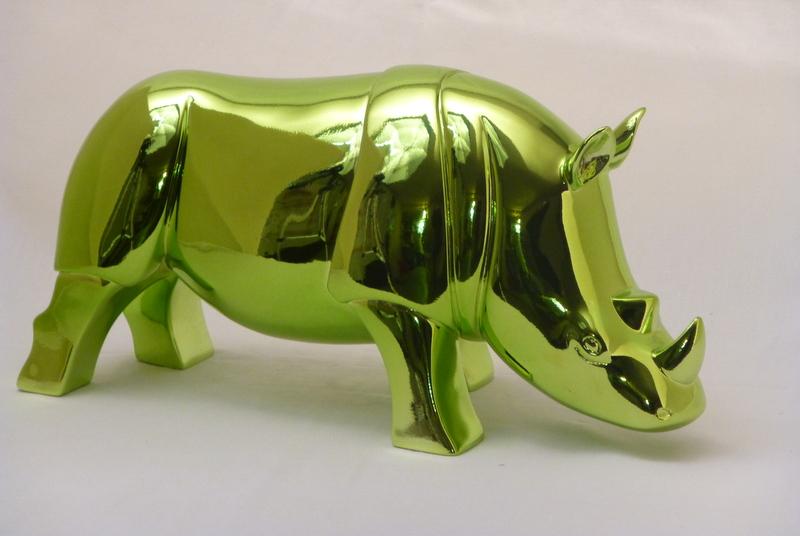 rhino-vert-chrome-lesatelierspradier