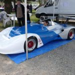voiture de course arc industrie